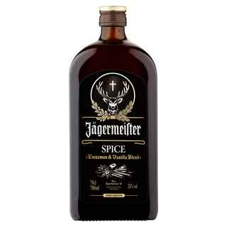 Licor Jagermeister Spice 700cc 25º alc.