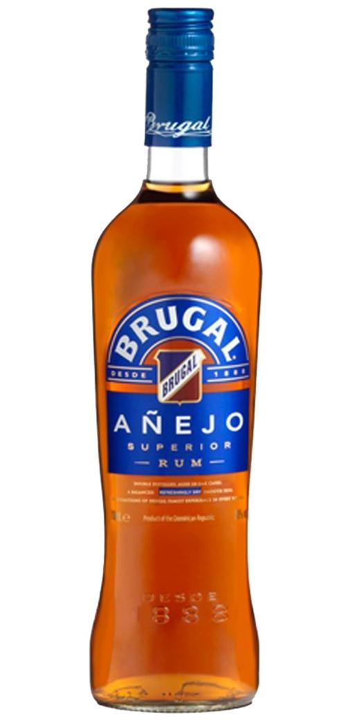 Ron Brugal Añejo 40 grados 750cc