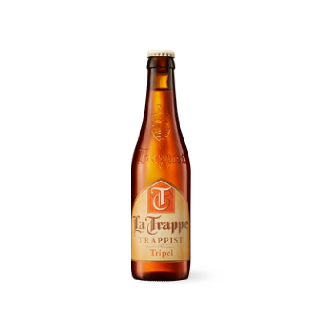 [VENCE EN JULIO] Cerveza La Trappe (Trappist) Tripel Botella 330cc