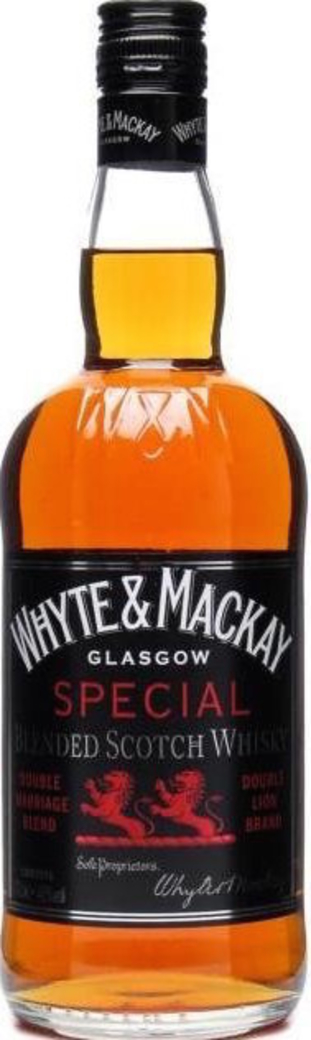 Whisky Whyte and Mackay Blended Scotch 700cc