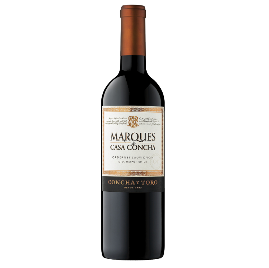 Vino Marques de Casa Concha Cabernet Sauvignon 750cc
