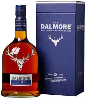 Whisky Dalmore 18 años 750cc 43º alc.