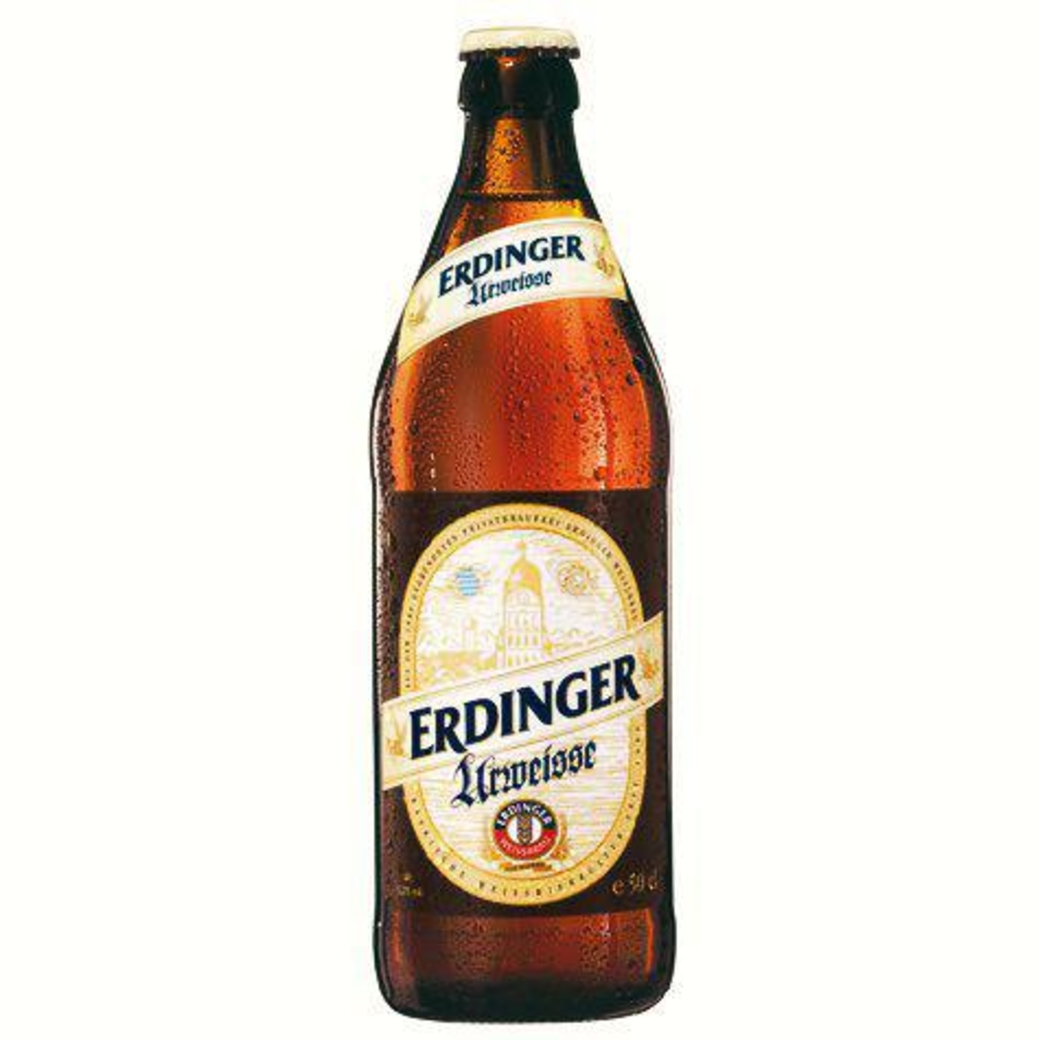Cerveza Erdinger Urweisse Botella 500cc