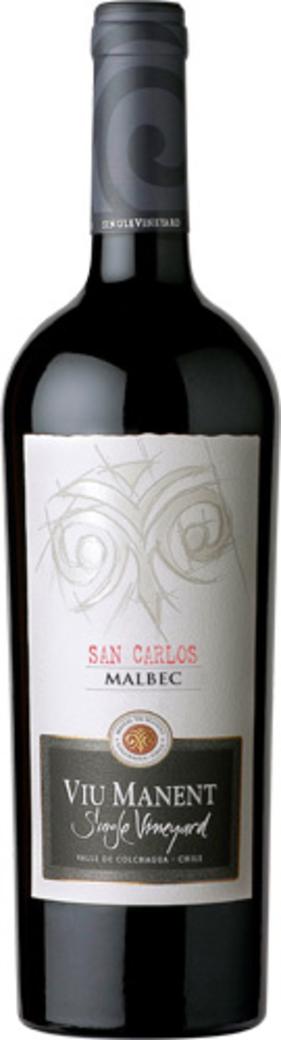 Vino Viu Manent Single Vineyard San Carlos Malbec 750cc