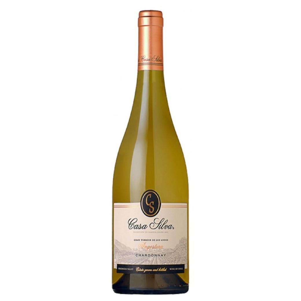Vino Casa Silva Gran Terroir Chardonnay 750cc