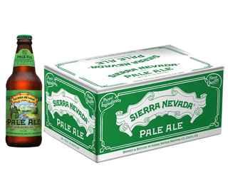 24x Cerveza Sierra Nevada en Botellas 355cc