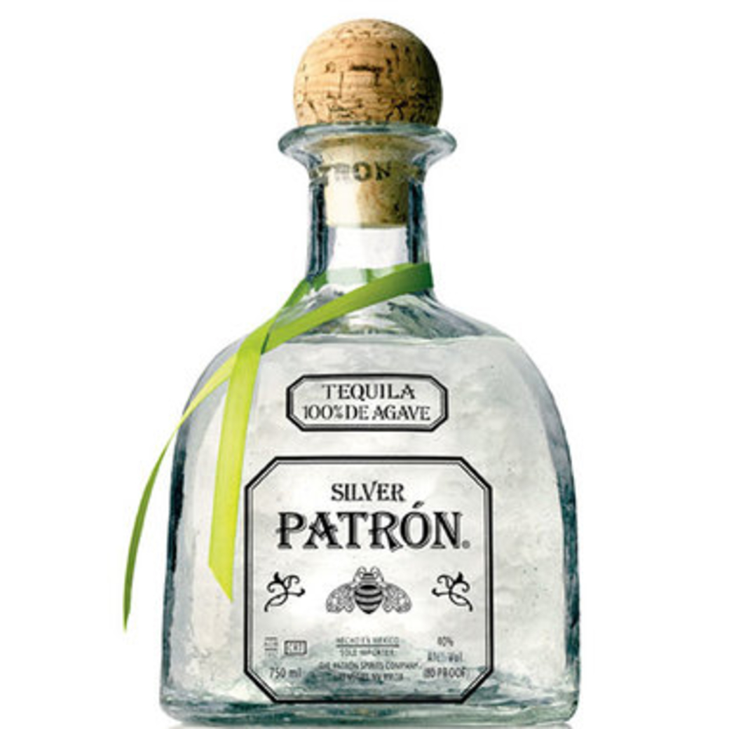 Tequila Patron Silver 750cc