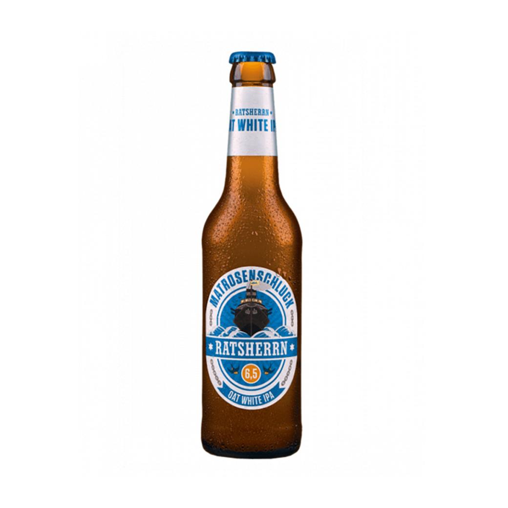 Cerveza Ratsherrn Oat White IPA 330cc