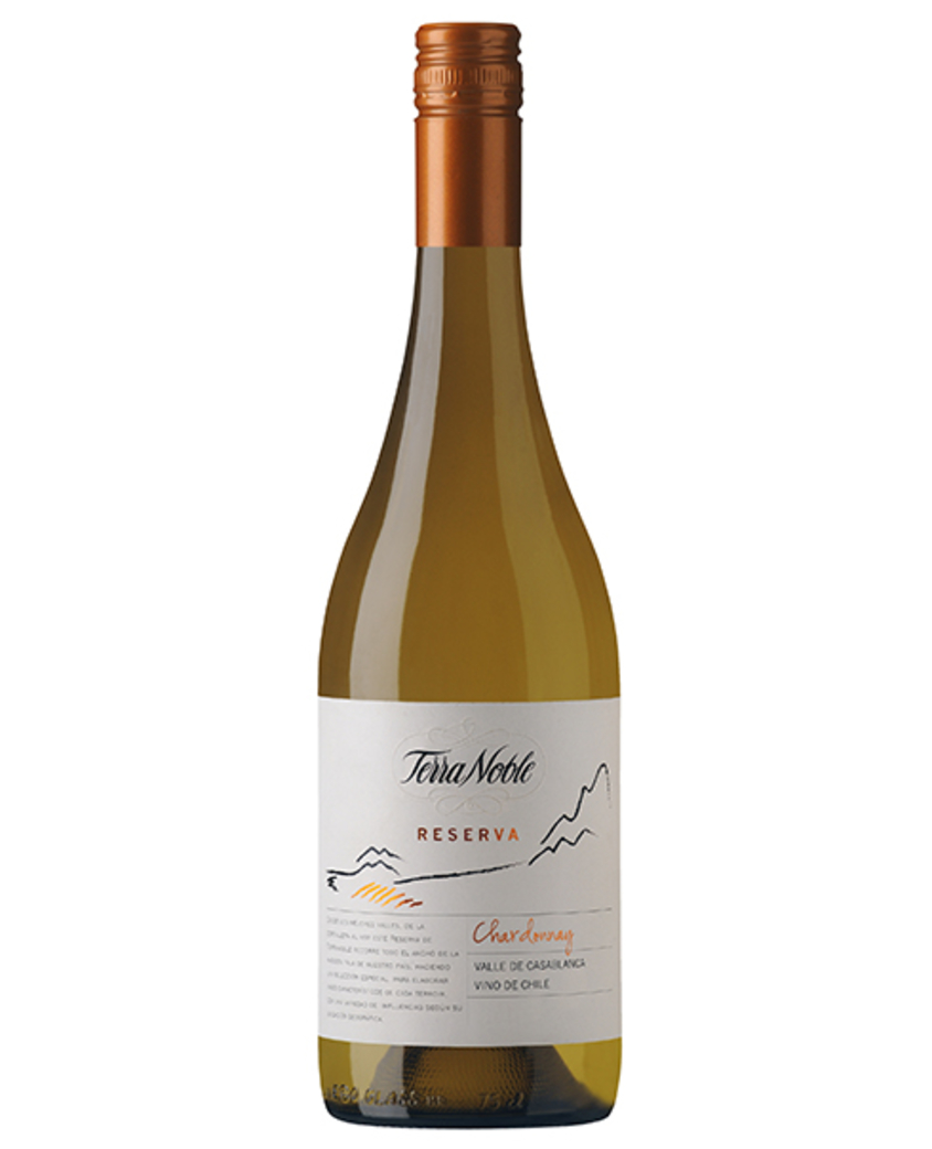 Vino TerraNoble Reserva Chardonnay 750cc