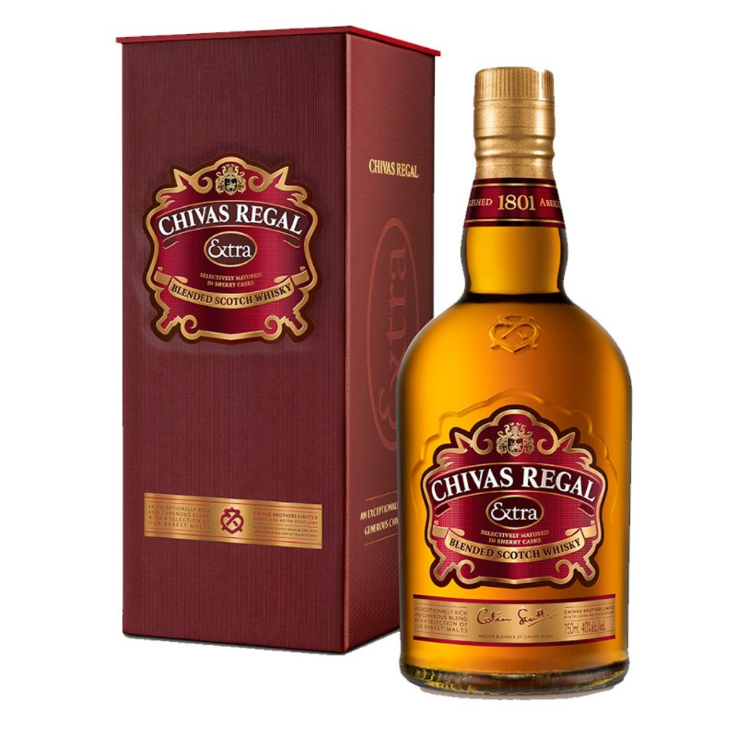 Whisky Chivas Regal Extra 750cc 40º alc.