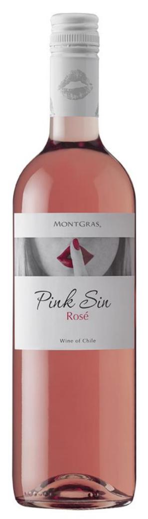 Vino Montgras Pink Sin Rosé 750cc