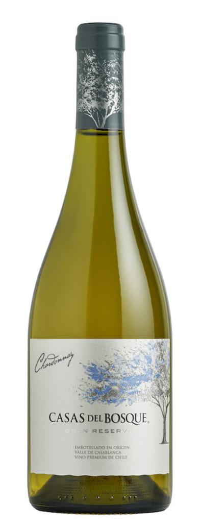 Vino Casas del Bosque Gran Reserva Chardonnay 750cc