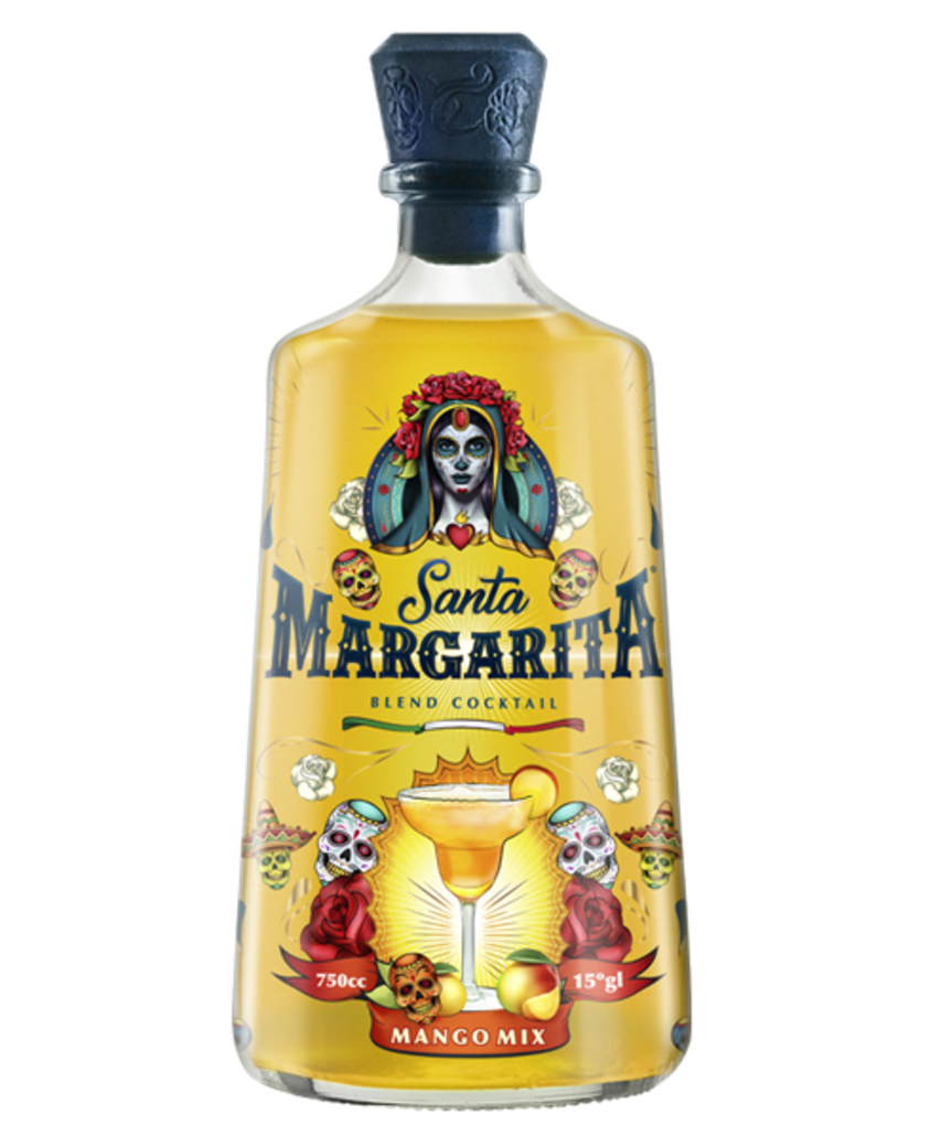 Cocktail Santa Margarita Mango 750cc