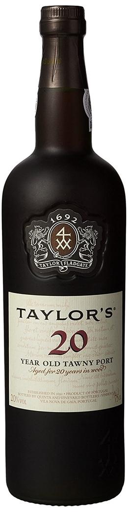 Vino Oporto Taylors  20 Años 750cc