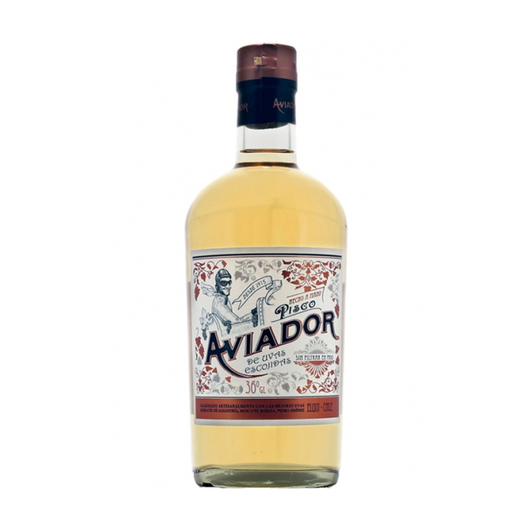 Pisco Aviador 36° 700cc