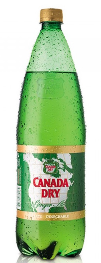Canada Dry Ginger Ale 1.5 lts.