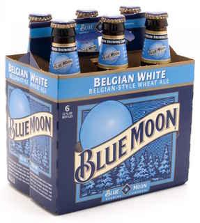 6x Cerveza Blue Moon 355cc