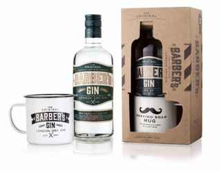 Gin Barbers London Dry 700cc 40º alc.