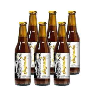 6x Cerveza Sagrada Golden Ale en Botellas 330cc