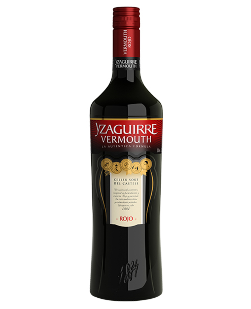 Vermouth Yzaguirre Clásico Rojo 750cc