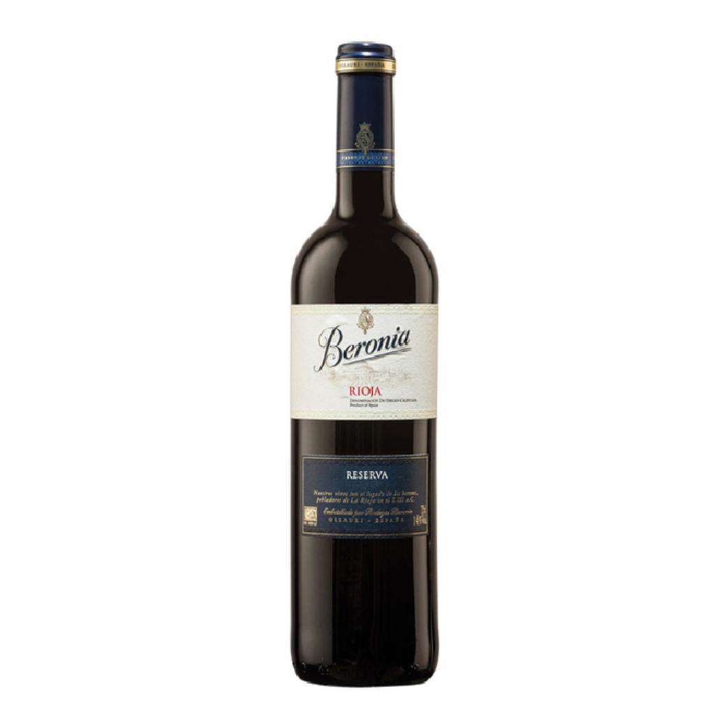Vino Beronia de Rioja Reserva 750cc