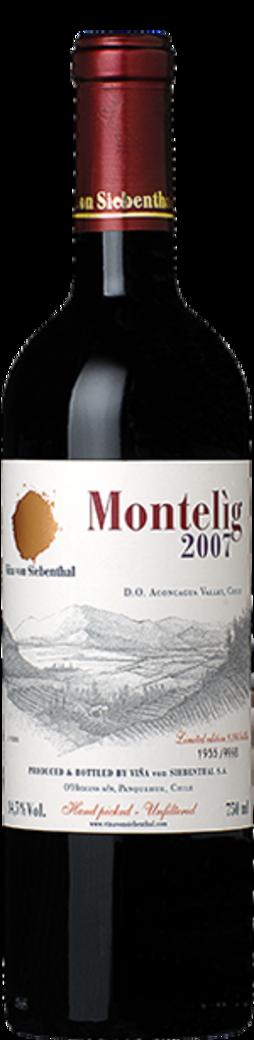 Vino Von Siebenthal Montelig 750cc