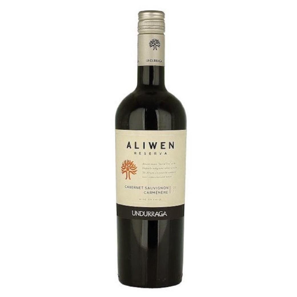 Vino Undurraga Aliwen Cabernet Sauvignon/Carmenere 750cc