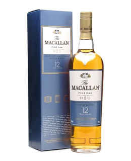 Whisky The Macallan Fine Oak 12Y 700cc