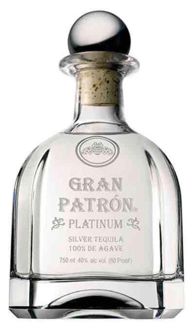 Tequila Patron Gran Platinum 750cc