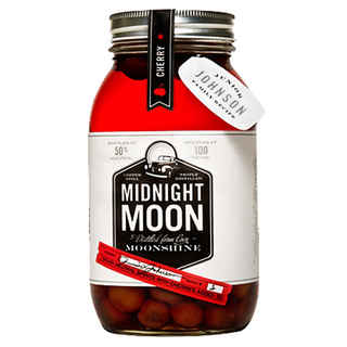 Whiskey Midnight Moon Cherry (Cerezas) 750cc