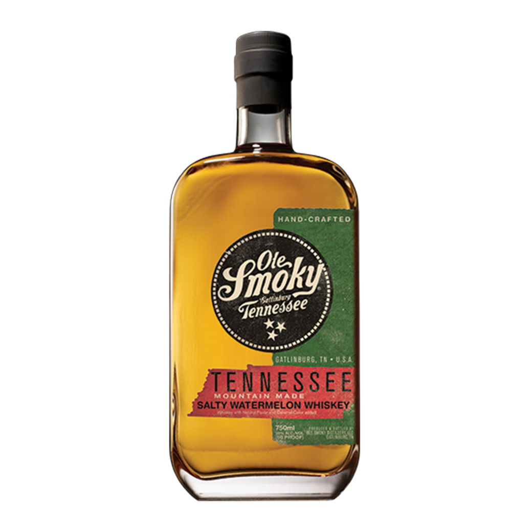 Ole Smoky Whiskey Salty Watermelon 750cc