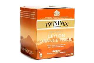 Té Twinings Ceylon Orange Pekoe 10 Bolsitas