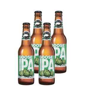 4x Cerveza Goose Island IPA en Botellas 355cc