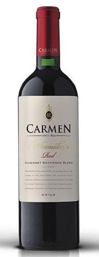 Vino Carmen Winemakers Cabernet Sauvignon 750cc
