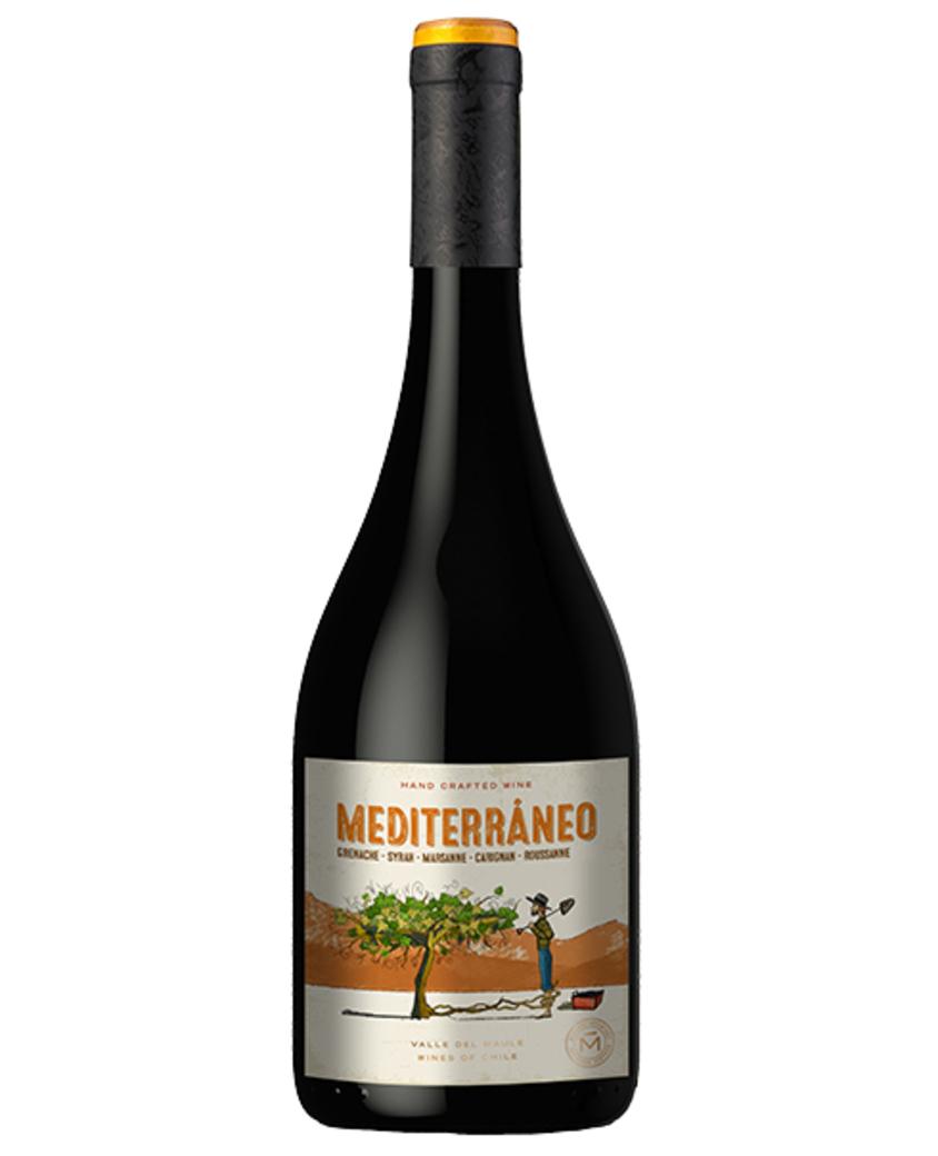 Vino Morandé Mediterráneo 750cc