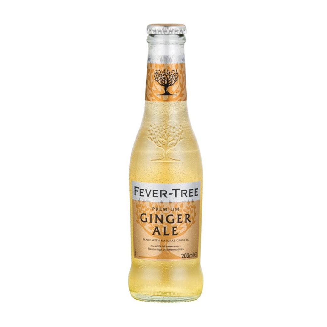 Tónica Fever Tree Premium Ginger Ale 200cc