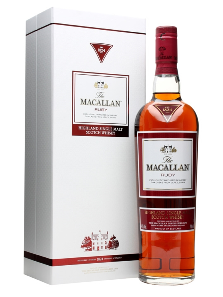 Whisky The Macallan Ruby 700cc