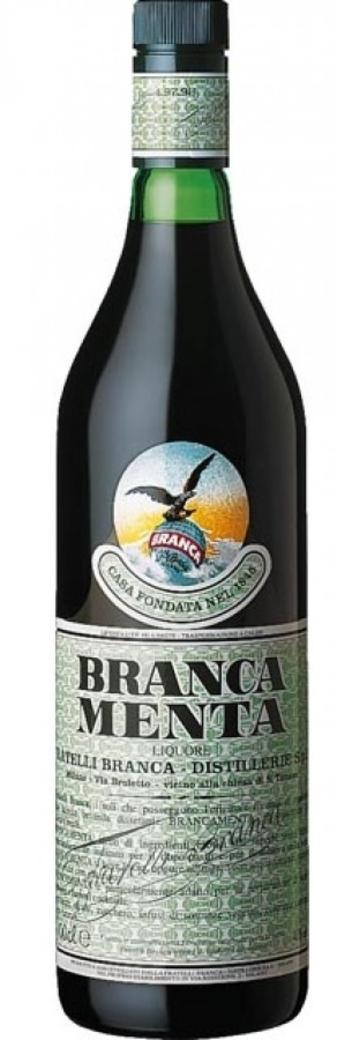 Licor Fernet Branca Menta 750cc
