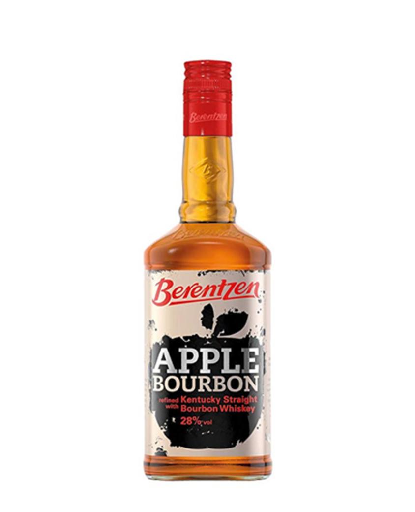 Whiskey Berentzen Apple Bourbon 700cc