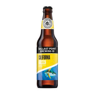 Cerveza Ballast Point California Kolsch en Botella 355cc 5,2º alc.