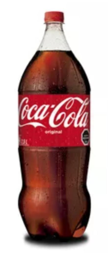Coca Cola 2,5 Litros