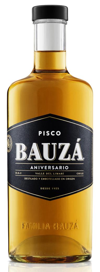 Pisco Bauzá Aniversario 40° 750cc