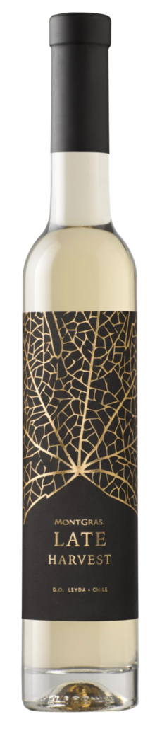 Vino Montgras Late Harvest (SB/GW) 375cc