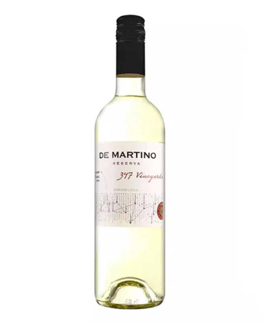 Vino De Martino Reserva 347 Sauvignon Blanc 750cc