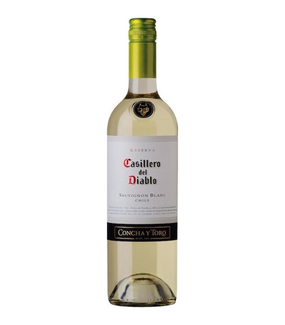 Vino Casillero del Diablo Sauvignon Blanc 750cc