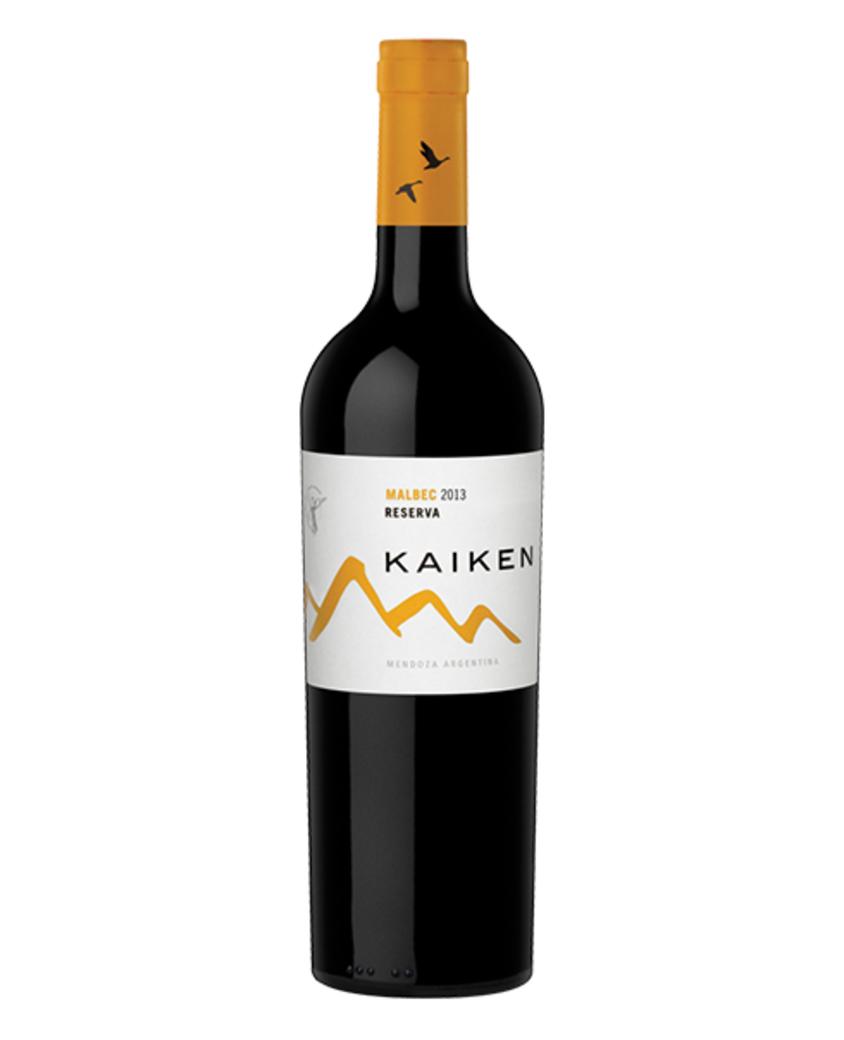 Vino Kaiken Reserva Malbec 750cc