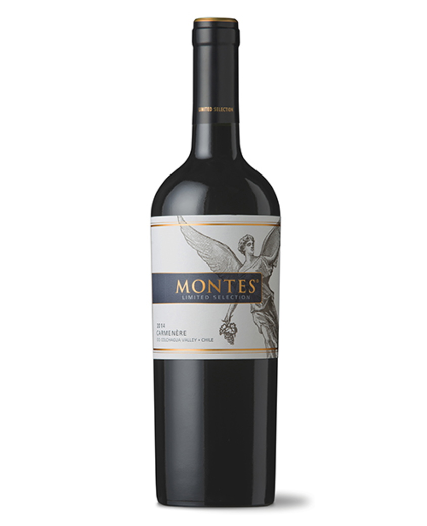 Vino Montes Limited Selection Carménère 750cc