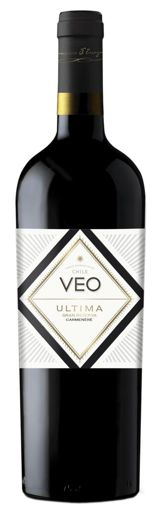 Vino VEO Ultima Gran Reserva Carmenere 750cc