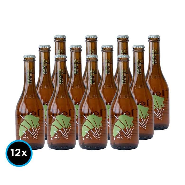 12x Cerveza La Montaña Session IPA 330cc