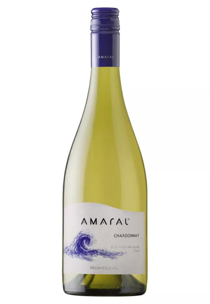 Vino Amaral Reserva Chardonnay 750cc
